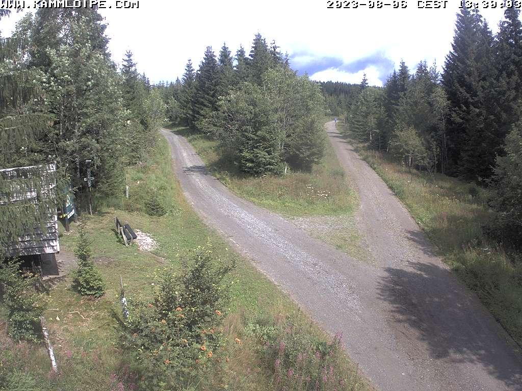 Webcam Schutzhütte Teichhäuselweg